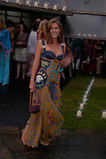 Francesca Versace. The Serpentine Summer party co-hosted by Jimmy Choo. The Serpentine Gallery. 30 June 2005. ONE TIME USE ONLY - DO NOT ARCHIVE  © Copyright Photograph by Dafydd Jones 66 Stockwell Park Rd. London SW9 0DA Tel 020 7733 0108 www.dafjones.com