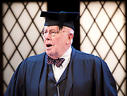 Forty Years On <br /> by Alan Bennett <br /> at Festival Theatre Chichester , Great Britain <br /> press photocall <br /> 25th April 2017 <br /> <br /> Richard Wilson as Headmaster <br /> <br /> <br /> <br /> <br /> Photograph by Elliott Franks <br /> Image licensed to Elliott Franks Photography Services