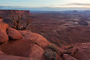 Scenic Canyonlands National Park