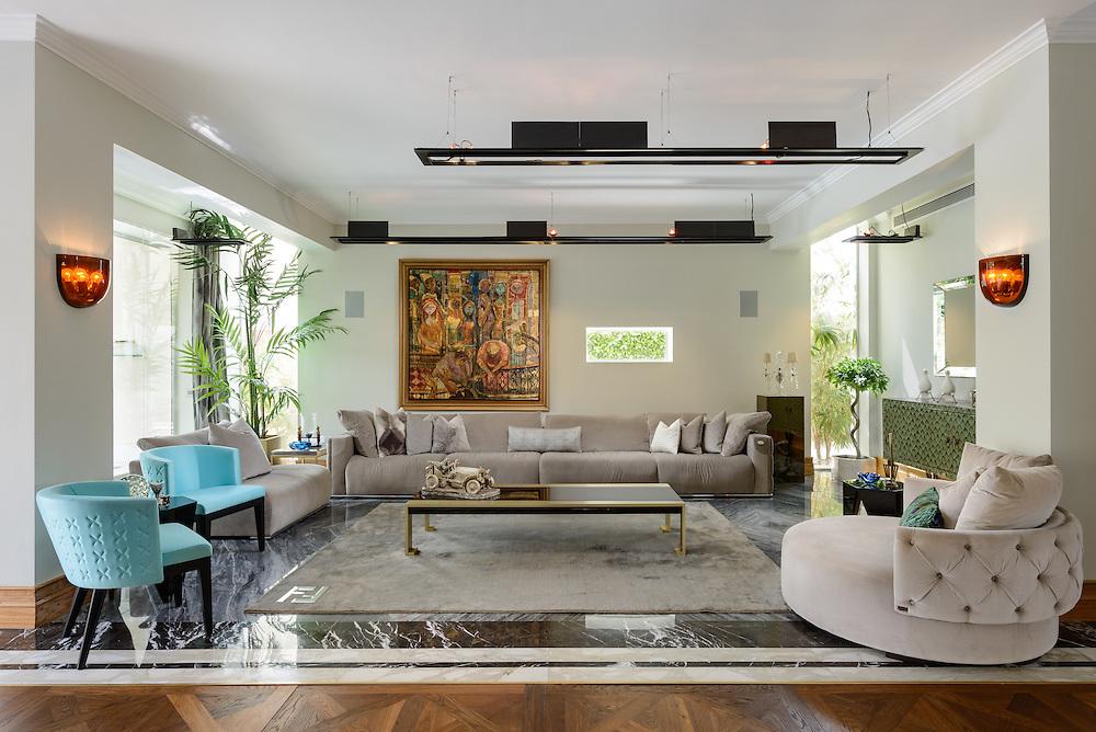 Arabella Park Villa   Client: tDf Architects