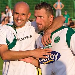 20090923: Footbal-Soccer - Slovenian 1st League - Interblock vs Olimpija