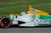 Simona de Silvestro, Honda Indy Grand Prix of Alabama, Barber Motorsports Park, Birmingham, AL 04/01/12