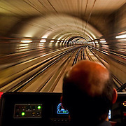 Prague subway/metro. #prag #praha #prague #czechrepublic #publictransport #public #subway #metro #tschechien #tunnel #driver #latergram