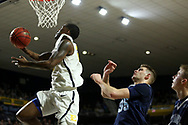 February 20, 2018 - Johnson City, Tennessee - Freedom Hall: ETSU guard Jalan McCloud (12)<br /> <br /> Image Credit: Dakota Hamilton/ETSU