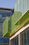 Docks de Paris -City of Fashion and Design, architect Jakob Macfarland. Paris, France