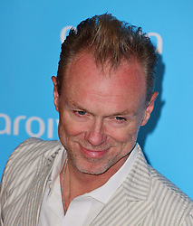 Arqiva Commercial Radio Awards<br /> Gary Kemp during the annual awards show recognising achievement by marketing, programming and on-air sales sectors in the commercial radio industry. Westminster Bridge<br /> London, United Kingdom<br /> Wednesday, 3rd July 2013<br /> Picture by Nils Jorgensen / i-Images