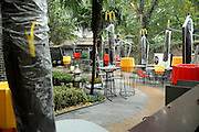 HANGZHOU, CHINA - NOVEMBER 15: (CHINA OUT) <br /> <br /> Chiang Ching-kuos Former Residence Turns Into A McDonalds<br /> <br /> McDonalds opens in Chiang Ching-kuos villa near West Lake on November 15, 2015 in Hangzhou, Zhejiang Province of China. Former Taiwan leader Chiang Ching-kuo, son of former Kuomintang leader Chiang Kai-shek, lived with his family in this two-story villa built in 1931 from the end of the War of Resistance against Japanese Aggression (1937-45) until they left for Taiwan in 1949. Two months earlier a Starbucks outlet opened in the side wing of the same house, the report said and now it still open a McDonald's in this historical villa. Controversy goes about in public that the old residence turning into a commercial place would go against the preservation of the historical site<br /> ©Exclusivepix Media