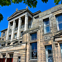 University's Younger Hall in St Andrews, Scotland<br />