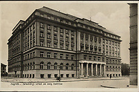 Zagreb : Središnji Ured za osig. radnika. <br /> <br /> ImpresumS. l. : S. n., [1930].<br /> Materijalni opis1 razglednica : tisak ; 9 x 14 cm.<br /> Vrstavizualna građa • razglednice<br /> ZbirkaZbirka razglednica • Grafička zbirka NSK<br /> Formatimage/jpeg<br /> PredmetZagreb –– Ulica Antuna Mihanovića<br /> SignaturaRZG-MIH-15<br /> Obuhvat(vremenski)20. stoljeće<br /> NapomenaRazglednica je putovala 1930. godine.<br /> PravaJavno dobro<br /> Identifikatori000955191<br /> NBN.HRNBN: urn:nbn:hr:238:672596 <br /> <br /> Izvor: Digitalne zbirke Nacionalne i sveučilišne knjižnice u Zagrebu