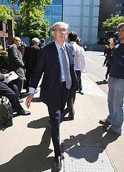 © London News Pictures. 05/06/2013. London, UK. STUART KUTTNER, Former managing editor at the News of The World, leaving Southwark Crown Court in London where he faced charges relating to phone hacking scandal at the News of The World. Photo credit: Ben Cawthra/LNP