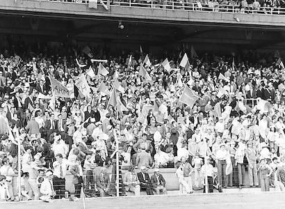 All Ireland Football Semi Finals - Armagh v Roscommon (seniors) - Down v Mayo (minors)..14.08.1977  14th August 1977