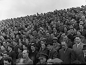 1954 Crowd Scene at Croke Park, Dublin