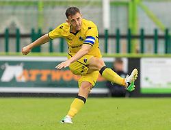 Tom Lockyer of Bristol Rovers - Mandatory by-line: Paul Roberts/JMP - 22/07/2017 - FOOTBALL - New Lawn Stadium - Nailsworth, England - Forest Green Rovers v Bristol Rovers - Pre-season friendly