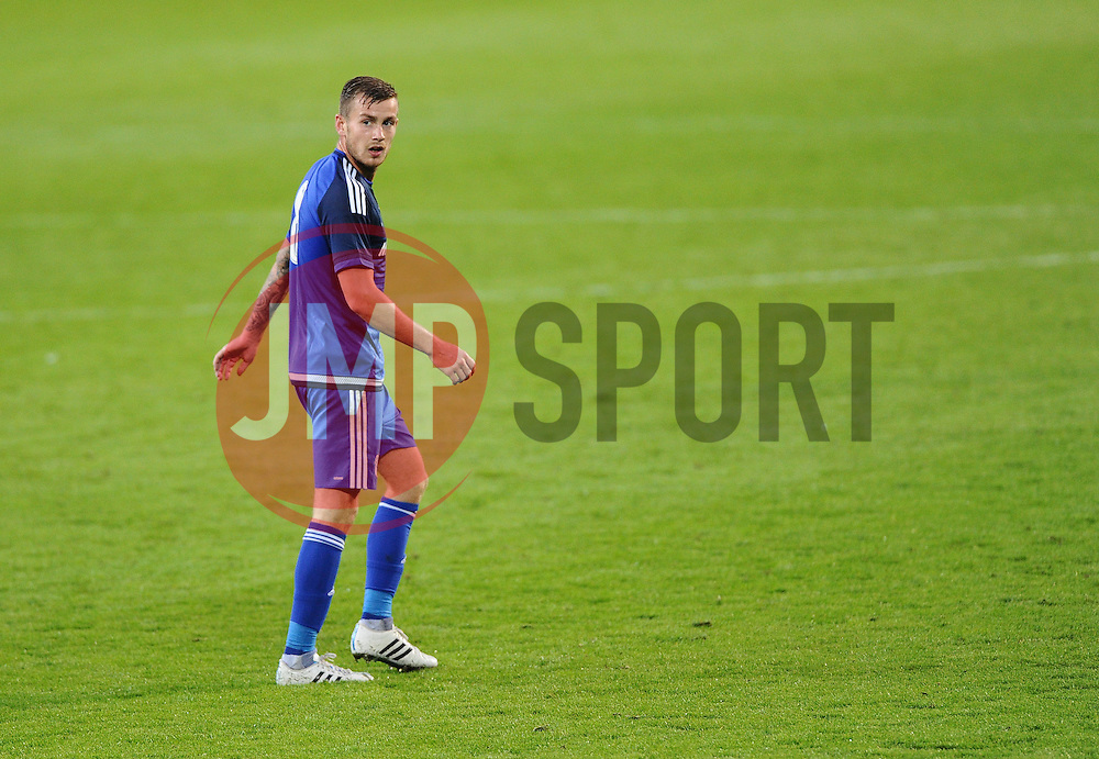 Joe Ralls of Cardiff City  - Mandatory by-line: Joe Meredith/JMP - 07966386802 - 28/07/2015 - SPORT - FOOTBALL - Cardiff,Wales - Cardiff City Stadium - Cardiff City v Watford - Pre-Season Friendly