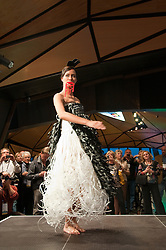 New Zealand, North Island, Wellington, fashion show for WOW World of Wearable Art. Photo copyright Lee Foster. Photo #126614