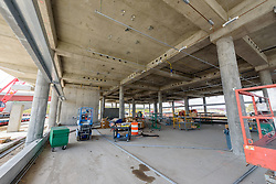 Boathouse at Canal Dock Phase II | State Project #92-570/92-674 Construction Progress Photo Documentation No. 10 on 19 April 2017. Image No. 21