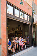 Hot Chocolate cafe in Wicker Park August 2, 2015 in Chicago, Illinois, USA.