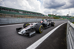 November 10, 2017 - Sao Paulo, Sao Paulo, Brazil - Nov, 2017 - Sao Paulo, Sao Paulo, Brazil - ANTONIO GIOVINAZZI/ Haas. Free practice this Friday (10), for the Brazilian Grand Prix of Formula One that takes place next Sunday at the Autodromo de Interlagos in São Paulo. (Credit Image: © Marcelo Chello via ZUMA Wire)