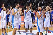 DESCRIZIONE : Eurolega Euroleague 2014/15 Gir.A Anadolu Efes Istanbul - Dinamo Banco di Sardegna Sassari<br /> GIOCATORE : Team<br /> CATEGORIA : Ritratto Delusione<br /> SQUADRA : Dinamo Banco di Sardegna Sassari<br /> EVENTO : Eurolega Euroleague 2014/2015<br /> GARA : Anadolu Efes Istanbul - Dinamo Banco di Sardegna Sassari<br /> DATA : 28/10/2014<br /> SPORT : Pallacanestro <br /> AUTORE : Agenzia Ciamillo-Castoria / Luigi Canu<br /> Galleria : Eurolega Euroleague 2014/2015<br /> Fotonotizia : Eurolega Euroleague 2014/15 Gir.A Anadolu Efes Istanbul - Dinamo Banco di Sardegna Sassari<br /> Predefinita :