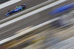 May 18, 2018 - Indianapolis, Indiana, United States of America - CARLOZ MUNOZ (29) brings his car down the frontstretch during ''Fast Friday'' practice for the Indianapolis 500 at the Indianapolis Motor Speedway in Indianapolis, Indiana. (Credit Image: © Chris Owens Asp Inc/ASP via ZUMA Wire)