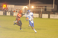 Water Valley's Demarrius Coleman (23) vs. Calhoun City in Calhoun City, Miss. on Friday, August 31, 2012.
