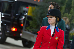 Spadone Michelle (USA)<br /> Rolex FEI World Cup ™ Jumping Final <br /> 'S Hertogenbosch 2012<br /> © Dirk Caremans