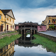 Japanese Bridge in Hoi An Ancient Town