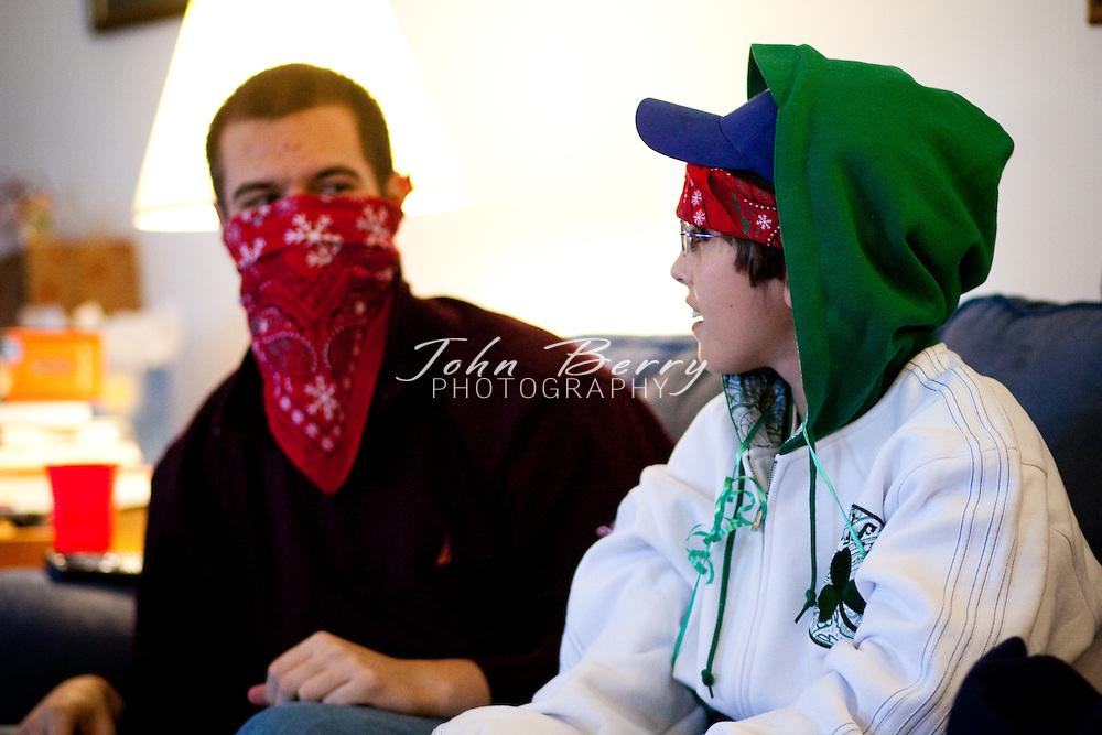 Christmas at Jaynes 2008 .12/25/2008