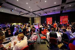 19-04-2012 ALGEMEEN: SPORTIEF MET DIABETES CONGRES: ARNHEM<br />Het eerste Sportief met Diabetes Congres plaats in Hotel & Congrescentrum Papendal in Arnhem. De Bas van de Goor Foundation kijkt terug op een geslaagde dag met interessante sprekers en enthousiaste deelnemers / <br />©2012-FotoHoogendoorn.nl