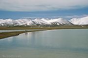 Lake Nam-Tso, Tibet