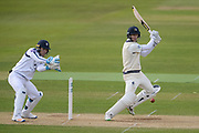 Adam Voges of Middlesex batting during the Specsavers County Champ Div 1 match between Hampshire County Cricket Club and Middlesex County Cricket Club at the Ageas Bowl, Southampton, United Kingdom on 16 April 2017. Photo by David Vokes.