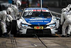 September 9, 2017 - NüRburgring, Germany - Motorsports: DTM race Nuerburgring, Saison 2017 - 7. Event Nuerburgring, GER, # 36 Maxime Martin (BEL, BMW Team RBM, BMW M4 DTM) (Credit Image: © Hoch Zwei via ZUMA Wire)