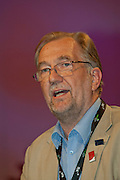 Jerry Glazier, NUT, speaking at the TUC Conference 2010.