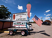 U.S.A., New Mexico. Hatch Chile Express.