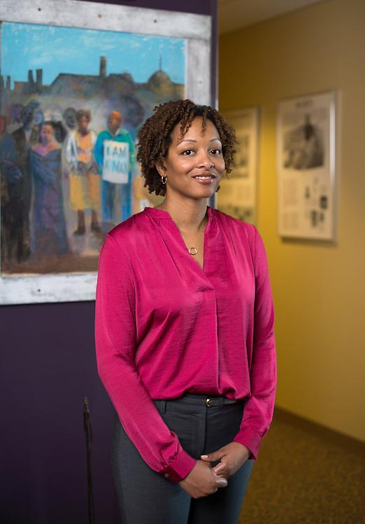 Ayesha Hardison English Department Faculty