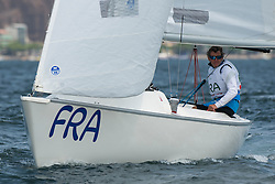 JOURDREN Bruno, FLAGEUL Eric, VIMONT-VICARY Nicolas, FRA, 3-Person Keelboat, SONAR, Sailing, Voile à Rio 2016 Paralympic Games, Brazil