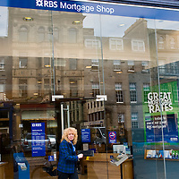 Edinburgh  April 22 - Royal Bank of Scotland on Tuesday became the latest lender to seek new funds to cover its soured investments, saying it would sell £12 billion of new shares to current investors as it seeks to restore its capital base.