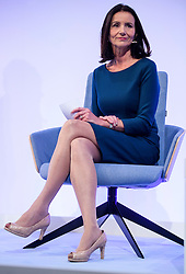 3© Licensed to London News Pictures. 21/11/2016. London, UK. Carolyn Fairbairn, Director-General, CBI on stage at the Confederation of British Industry (CBI) conference, held at Grosvenor House in London.  Photo credit: Ben Cawthra/LNP