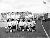 1955 - League of Ireland v Irish League at Dalymount Park