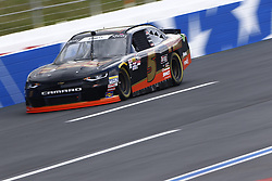 September 27, 2018 - Concord, North Carolina, United States of America - Michael Annett (5) races down the back straightaway during practice the Drive for the Cure 200 at Charlotte Motor Speedway in Concord, North Carolina. (Credit Image: © Chris Owens Asp Inc/ASP via ZUMA Wire)