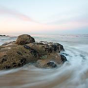 San Carlos Beach Park, Monterey, California. Photo by William Drumm, 2013.