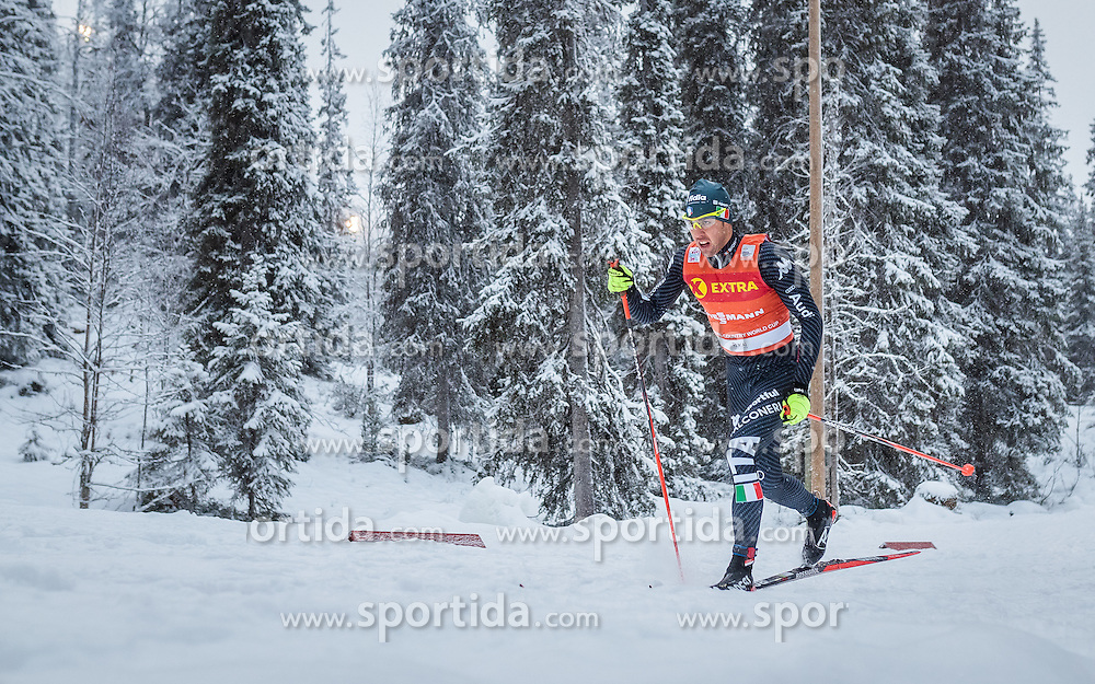 26.11.2016, Nordic Arena, Ruka, FIN, FIS Weltcup Langlauf, Nordic Opening, Kuusamo, Herren, im Bild Federico Pellegrino (ITA) // Federico Pellegrino of Italy during the Mens FIS Cross Country World Cup of the Nordic Opening at the Nordic Arena in Ruka, Finland on 2016/11/26. EXPA Pictures © 2016, PhotoCredit: EXPA/ JFK