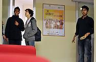 Roma, 03/12/2010: Centro di aggregazione giovanile all'Esquilino, Matemù..©Andrea Sabbadini