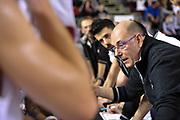DESCRIZIONE : Roma LNP A2 2015-16 Acea Virtus Roma BCC Agropoli<br /> GIOCATORE : Attilio Caja<br /> CATEGORIA : allenatore coach time out<br /> SQUADRA : Acea Virtus Roma<br /> EVENTO : Campionato LNP A2 2015-2016<br /> GARA : Acea Virtus Roma BCC Agropoli<br /> DATA : 14/02/2016<br /> SPORT : Pallacanestro <br /> AUTORE : Agenzia Ciamillo-Castoria/G.Masi<br /> Galleria : LNP A2 2015-2016<br /> Fotonotizia : Roma LNP A2 2015-16 Acea Virtus Roma BCC Agropoli