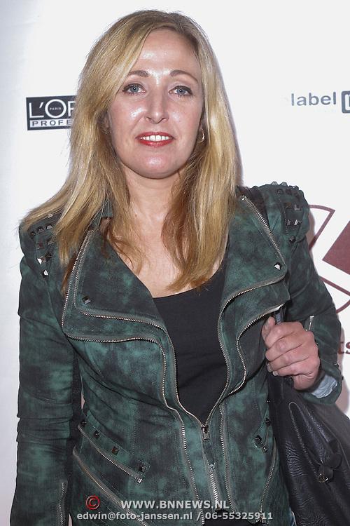 NLD/Amsterdam/20120718 - Boekpresentatie Regina Romeijn 'Vet man, zo'n baby!', Isabelle Brinkman