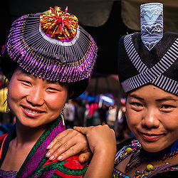Vietnam - Bac Ha and Con Cau (Lao Cai Province)