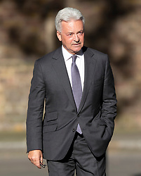 © Licensed to London News Pictures. 22/07/2019. London, UK. Former Foreign Office Minister Sir Alan Duncan arrives for Prime Minister Theresa May's farewell drinks reception at Downing Street.  Voting in the Conservative party leadership election ends today with the results to be announced tomorrow. Photo credit: Peter Macdiarmid/LNP