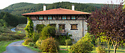 Casa Rural Ametzola hotel traditional Basque architecture in the Biskaia Basque region of Northern Spain