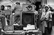 Sound System - DJ's at Notting Hill Carnival - 1979
