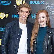 NLD/Amsterdam/20150518 - IMAX-première van X-Men: Apocalypse, ................